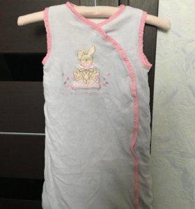 Спальный мешок RAITH baby 0-6 мес