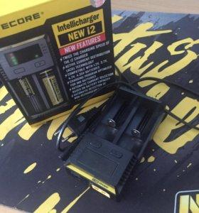 Зарядное устройство Nitecore i2