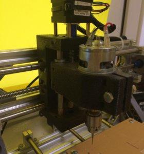 Каретка шпинделя для CNC 2418