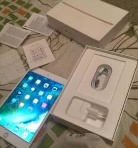 iPad mini 4 Wi-Fi 16GB Gold MK6L2RU/A