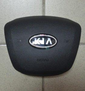 Заглушка подушки безопасности airbag Kia Rio 2012