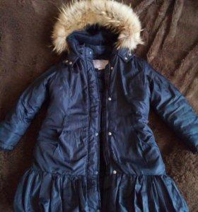 Куртка на девочку Monsoon осень/зима