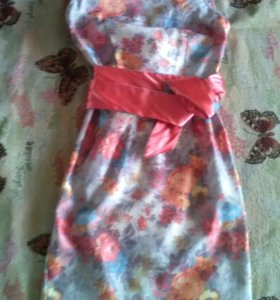 Платье  р.40-42.