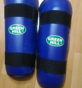 Green hill щитки