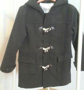 Детский дафлкот (пальто)
