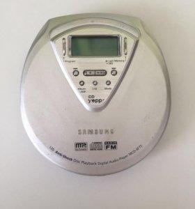 MP3-CD Плеер Samsung (MCD-SF75)