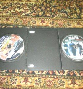 Продаю игровые диски , за 100 руб !