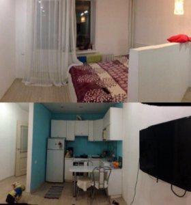 Квартира-студия под сдачу