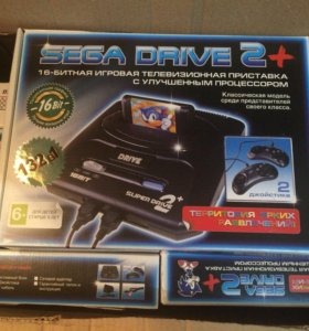 Продам приставку Сега (Sega mega drive 16 bit)