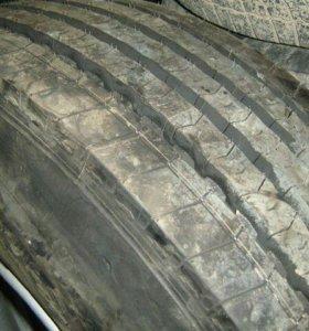 Грузовое колесо с диском