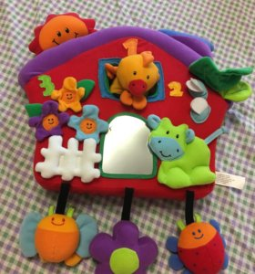 Игрушка на кроватку музыкальная