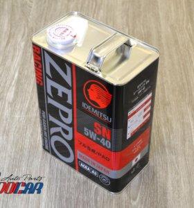 Масло Idemitsu Zepro Racing 5w-40