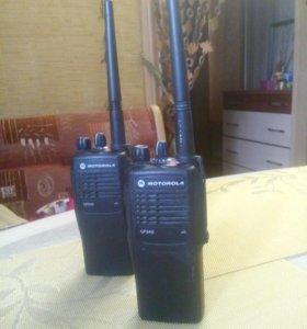 Радиостанция gp-340