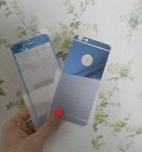 Айфон 6 6s Защитные стёкла