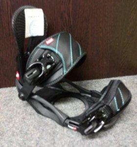Крепления для сноуборда Head 14-15 NX FAY I Black