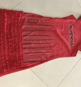 Платья для девочки рост 134-140