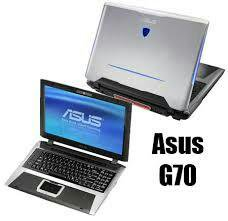 Разбор Asus G70