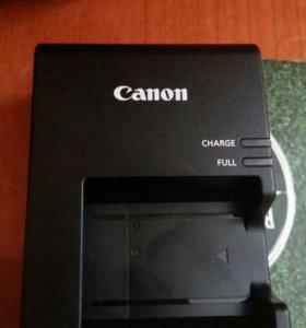 Зарядка для аккумулятора от фотоаппарата Canon