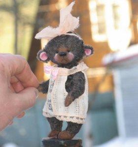 Мишка тедди Дуся