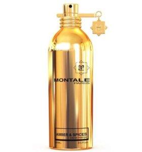 """Montale унисекс """"Amber Spices"""" 100 ml"""