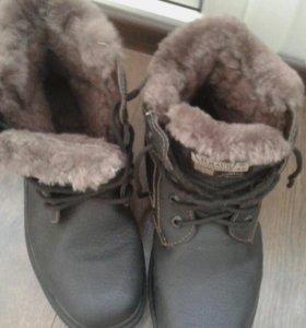 Зимние ботинки Kraus