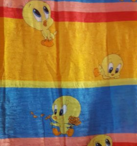 Детские шторы+тюль