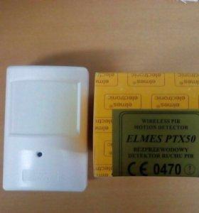 Беспроводной ик-детектор движения ELMES.