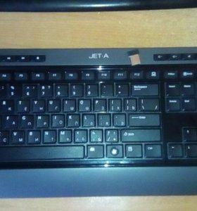 Беспроводная клавиатура JET-A