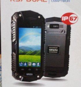 Смартфон Ginzzu RS 7 DUAL