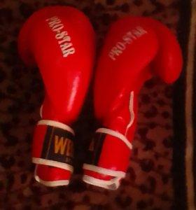 Перчатки,боксёрские
