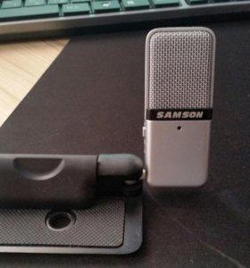Usb микрофон Samson go mic