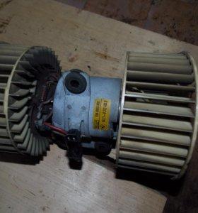 Моторчик печки БМВ Е39