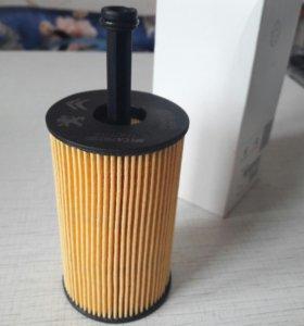 Фильтр маслянный Peugeot 206 оригинал