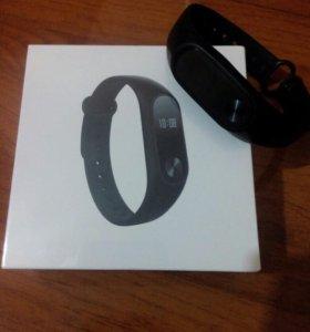 Браслет Xiaomi Mi Band 2 [Оригинал]