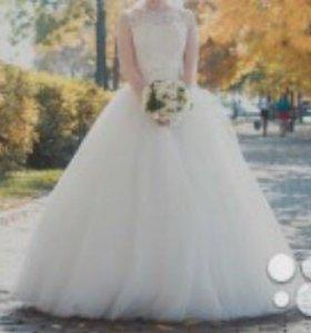 Платье айвори