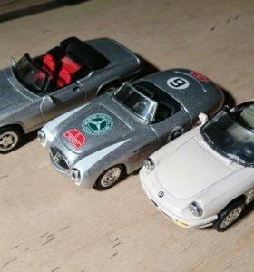 Коллекционные модели авто (автомобили, машинки)