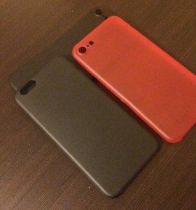 Чехлы и пленки на iPhone 4/4s, 5/5s, 6/6s/6+, 7/7+