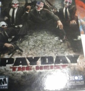 Продам игру PAYDAY