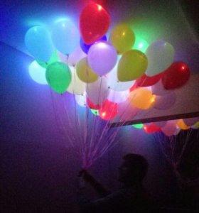 Гелевые светодиодные шары с доставкой