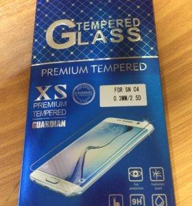 Защитное стекло для Sony C4