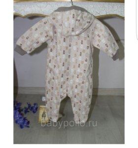 Утепленный комбинезон BabyPollo