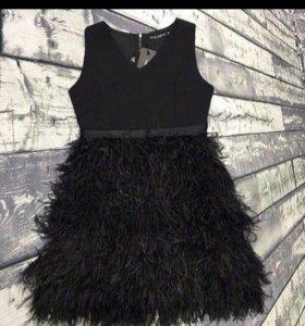 Шикарное платье 44