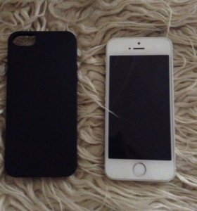 iPhone 5 s (silver,16 gb)