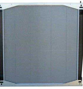 Радиатор скания scania 114/124/144