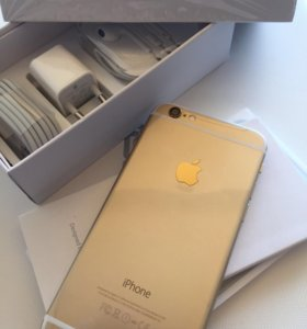 iPhone 6 Gold 64Gb без Touch ID