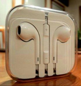 🚩Наушники earpods