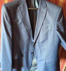 Костюм пиджак брюки рубашка Ketro