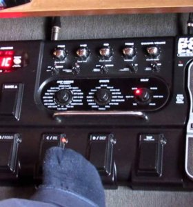 Гитарный процессор line 6 floor pod plus