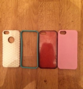 Чехлы для iPhone5/5s