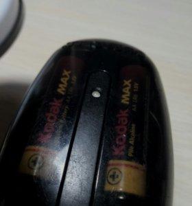 Зарядка для батареек - аккумуляторов (лягушка)